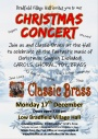 Christmas Music Concert with Classic Brass