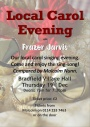 Local Carols Evening
