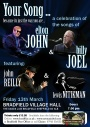 Elton John & Billy Joel by Reilly & Nitikman
